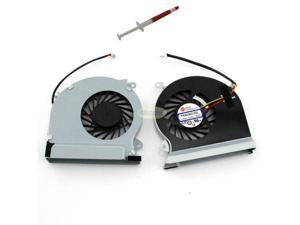 For MSI GE70 MS-1756 MS-1757 CPU-VGA CPU Cooling Fan E33-0800413-MC2 Accessories