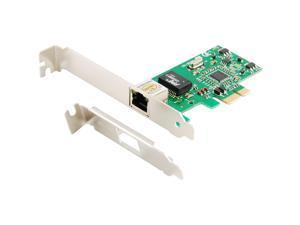 Gigabit Ethernet Low Profile PCI Express Network LAN Card 10/100/1000
