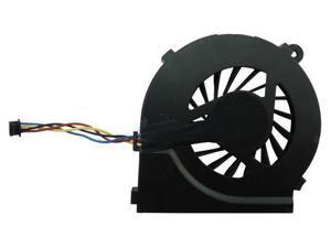 New CPU cooling fan for HP G62-364DX G62-365CA G62-367DX G62-371DX G62-372US G62-373DX G62-374CA G62-378CA G62-404NR G62-407DX G62-415NR G62-420CA G62-423CA G62-435DX 4 PIN CPU cooling fan