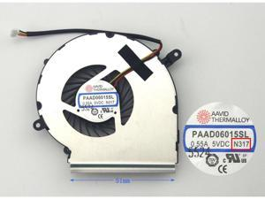 Original New for MSI GE62 Apache Pro DFS470805WL0T-FH18 CPU Cooling Fan