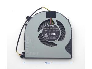 3 PIN CPU Cooling Fan for Machenike F57-D1 F57-D1C F57-D1T