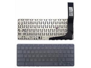 Laptop Keyboard for HP Chromebook 14 G1 14 G3 14 G4 788511-001 790924-001 V149046BS1 AEY09U00120 US layout Black Color