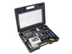 Syba  50-Piece Computer Networking Tool Kit with LAN Cable Test