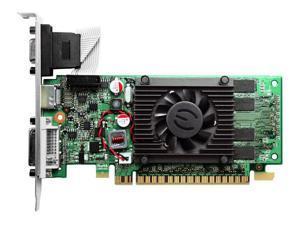 EVGA  NVIDIA GeForce 210 1 GB DDR3 SDRAM PCI-E 2.0 x16 Graphic Card  DVI-I, HDMI, VGA