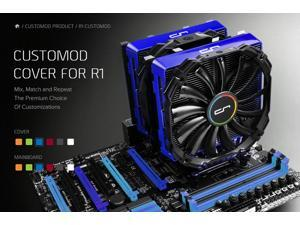CRYORIG CUSTOMOD Cover for R1 - Blue