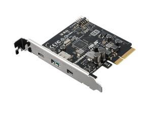 Asus ThunderboltEX3 Expansion Card for ASUS Z170 and X99 Motherboards