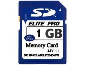 1GB SD Memory Card 1 GB SD CARD Secure Digital Card w/Case by MicroData