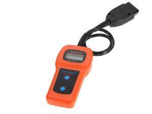 U480 OBD2 OBDII Car Auto Truck Diagnostic Scanner Tool Fault Code Reader Scan Adapter