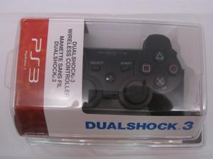 6 Axis DualShock 3 Wireless Bluetooth Controller for PS3 Black