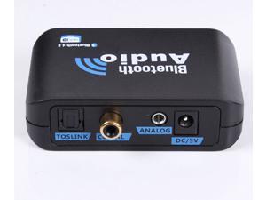 NewHome Media Theate Bluetooth 4.0 Music Audio Receiver Apt-X RCA Optical Output