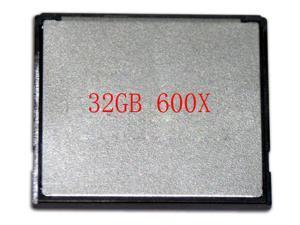 32GB 600X High Speed  90MB/s CF Card Compact Flash Digital Memory Card