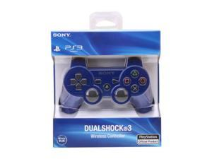 Bluetooth Wireless Dual Shock 3 Six Axis Game Controller for Sony PS3