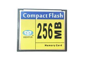 LOTS-10PCS 256MB CompactFlash CF Memory Card 256M with cf Case High quatity
