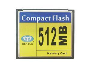 LOTS- 10 PCS CompactFlash CF 512 MB Memory Standard Card New W/Case