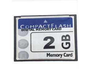 LOTS-5PCS NEW 2GB 2 GB Compact Flash Card CF Memory Card 2gb cf card 2 gb by MicroData