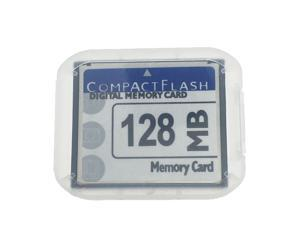 NEW CF 128MB 128 MB Compact Flash CF Card cf memory card by MicroData