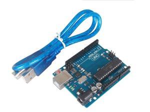UNO R3 Development Board with USB Cable for Arduino