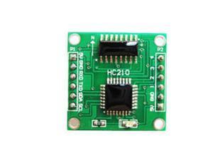 WWH-1pc HC210-I2C Flat-Screen Digital Electronic Compass Module High Accuracy 0.5 Degree