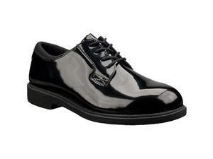 Magnum Mens PARADE DUTY GLOSS Black Shoes 5098 size 8