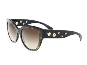 e8de654680 Versace VE4314 518313 Black Butterfly Sunglasses