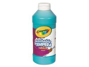 Crayola Artista II Non-toxic 16 oz. Tempera Paint 54-3115-048