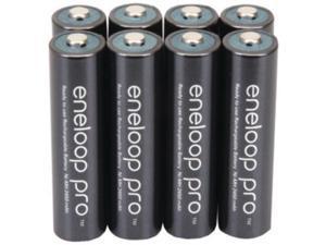Panasonic PANASONIC BK-4HCCA8BA eneloop XX Batteries (AAA; 8 pk) SPKBK4HCCA8BA