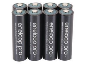 Panasonic PANASONIC BK-3HCCA8BA eneloop XX Batteries (AA; 8 pk) SPKBK3HCCA8BA