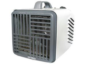Optimus OPTIMUS H-3001 Mini Compact Utility Heater with Thermostat OPSH3001
