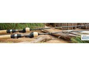 "St. Croix Trout Series Spinning Fishing Rod, 6'4"" Light/Fast 2pc (TSS64LF2)"