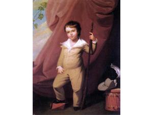 "John Trumbull Philip Church - 18"" x 24"" Premium Canvas Print"