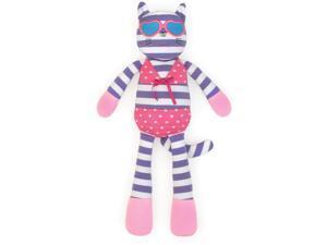 "Catnap Kitty 14"" Plush Toy"