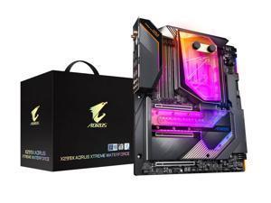 Gigabyte X299X Aorus Xtreme Waterforce LGA 2066 Intel X299 Express XL-ATX DDR4-SDRAM Motherboard