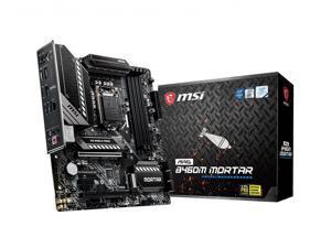 MSI MAG Mortar Intel B460M LGA 1200 Micro ATX DDR4-SDRAM Motherboard