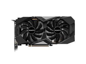 GIGABYTE GeForce GTX 1660 SUPER DirectX 12 GV-N166SOC-6GD 6GB 192-Bit GDDR6 PCI Express 3.0 x16 ATX Video Card