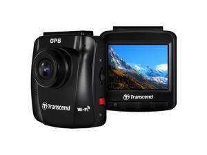 Transcend Dashcam DrivePro 250 Car Video Recorder Dash Cam Full HD 32GB MicroSD