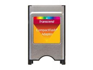 TRANSCEND INFORMATION TS0MCF2PC TRANSCEND PCMCIA ATA ADAPTER FOR CF CARD