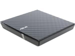 ASUS SDRW-08D2S-U External DVD-RW - Black