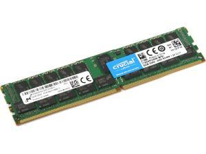 Crucial 32G 288-Pin DDR4 SDRAM ECC Buffered / Registered DDR4 2400 (PC4 19200) Server Memory Model CT32G4RFD424A