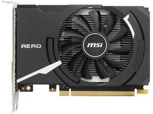 MSI GeForce GT 1030 Aero ITX 2GB GDDR5 Graphics Card