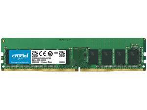 Crucial 16GB DDR4 SDRAM ECC Unbuffered DDR4 2666 (PC4 21300) Server Memory CT16G4WFD8266