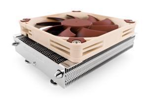 Noctua NH-L9a-AM4, Premium Low-profile CPU Cooler for AMD AM4 (Brown)