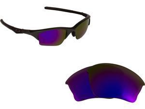 9ef6293c47 Half Jacket XLJ Replacement Lenses Polarized Purple by SEEK fits OAKLEY