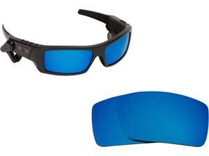 00bd0db65c Thump 2 Replacement Lenses Blue Mirror by SEEK fits OAKLEY Sunglasses