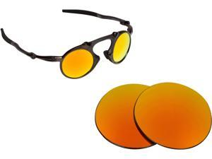 40288c8985 Madman Replacement Lenses Polarized Red Mirror by SEEK fits OAKLEY  Sunglasses