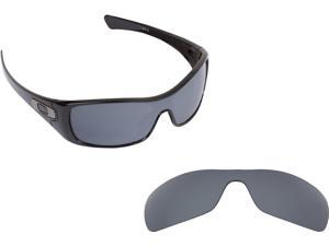 02f95a3df4a00 ANTIX Replacement Lenses Polarized Classic Grey by SEEK fits OAKLEY  Sunglasses