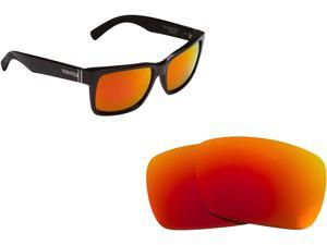 f60888643a ELMORE Replacement Lenses Polarized Red by SEEK fits VON ZIPPER Sunglasses