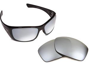 c57bd6a00c8 Hijinx Replacement Lenses Polarized Silver Mirror by SEEK fits OAKLEY  Sunglasses