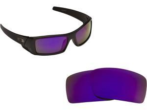 Men's Glasses Jade Green&violet Red Sunglasses Polarized Replacement Lenses For Antix Apparel Accessories