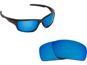 f80648543a CANTEEN OO9225 Replacement Lenses Polarized Blue by SEEK fits OAKLEY  Sunglasses