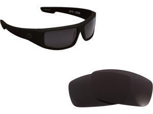 12f1cd811a LOGAN Replacement Lenses Polarized Black by SEEK fits SPY OPTICS Sunglasses